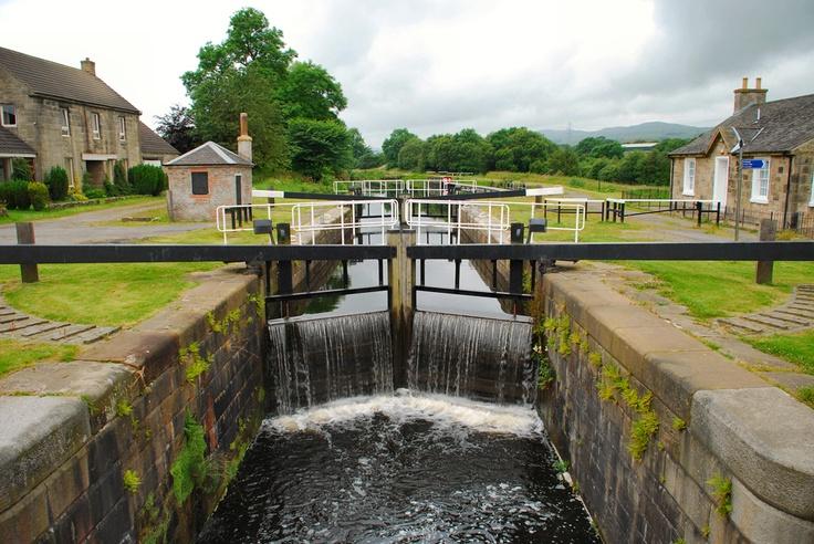 Union Canal - Scotland