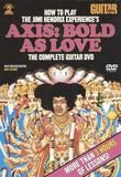 Guitar World: How to Play The Jimi Hendrix Experience's Axis: Bold as Love [DVD] [English] [2007]