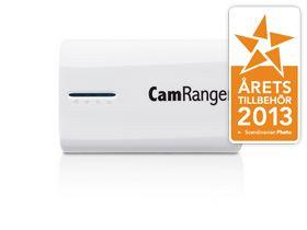 CamRanger Trådlös kontroll för DSLR-kameror