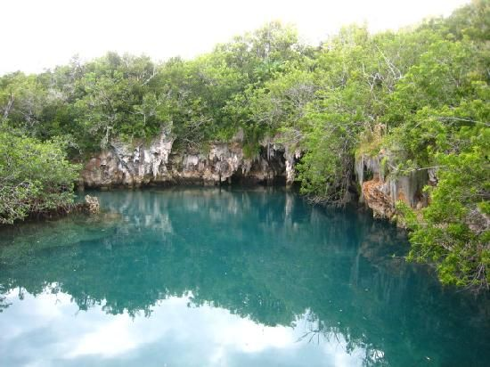 Blue Hole Park - is a spectacular nature reserve in Bermuda. It may be reached off Blue Hole Hill in the parish of Hamilton. The park uses 12 acres of land, close to the Grotto Bay Beach Resort hotel and the Causeway. It is a portion of the much greater Walsingham Nature Reserve of Bermuda.