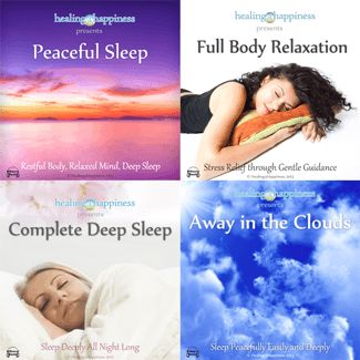 This Sleep Package – Natural Sleep Aids, contains four of our leading edge, sleep aid audios to offer soothing, deep sleeps.