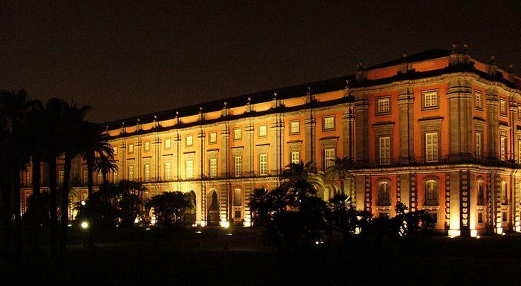 Il Museo Nazionale di Capodimonte, una delle sedi degli eventi di Effetto Museo