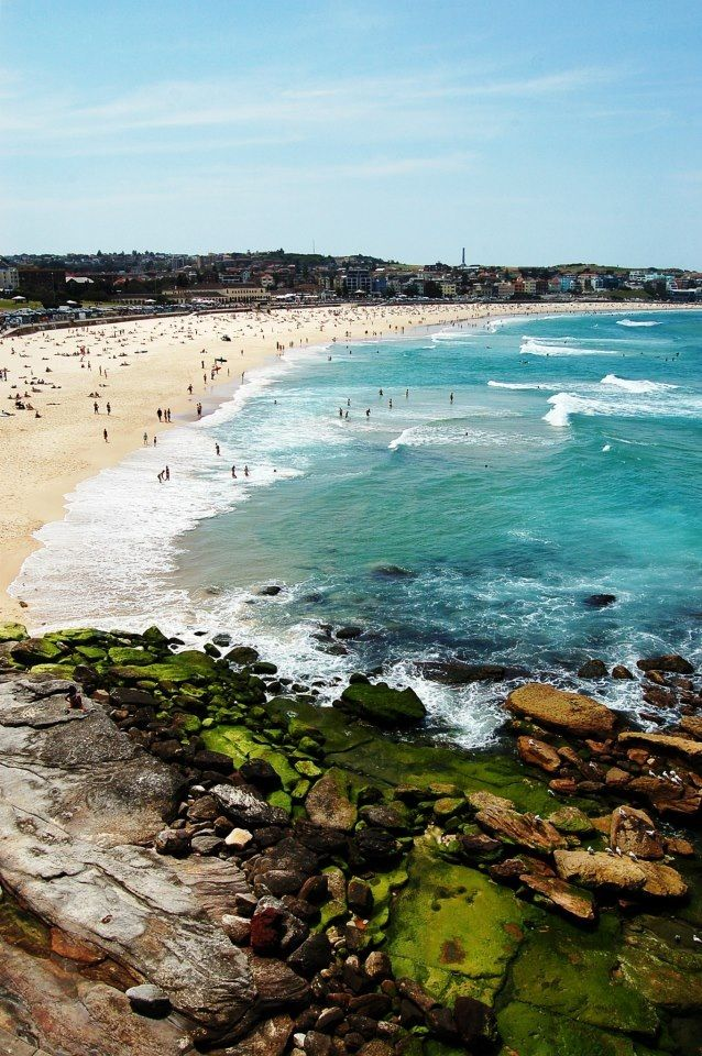 #Bondi #Beach #Australia #Travel #Backpacking