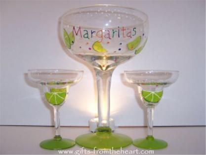 Gifts From The Heart - Barware