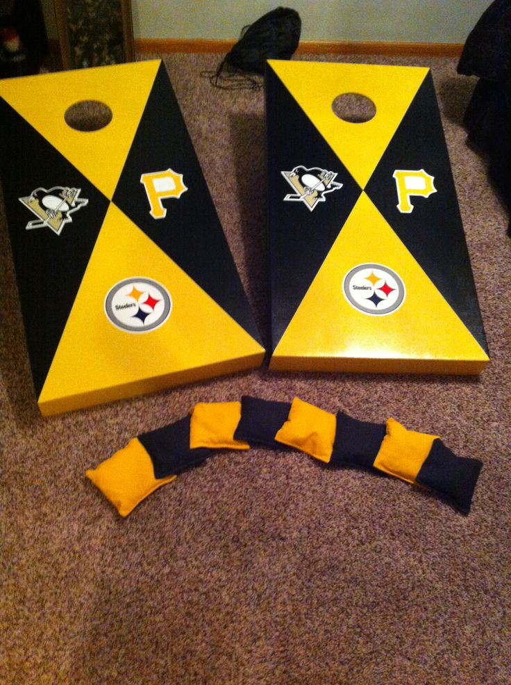 pirates penguins and steelers on the same board