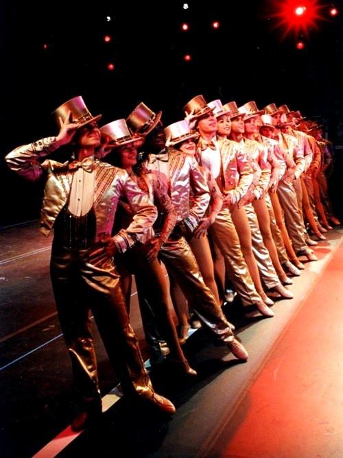 A Chorus Line #AChorusLine #Theatre