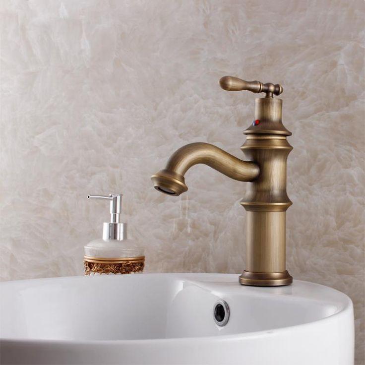badkamer koperen kraan - Google Search