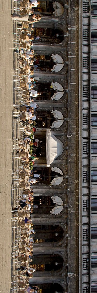 Caffe Florian in Venezia established 1720 is the oldest Cafe in the world | House of Beccaria#
