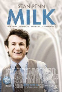 Movie That Inspires You: Milk.. Harvey Milk was an amazing person who did amazing things... I wish I could've met him... NOH8