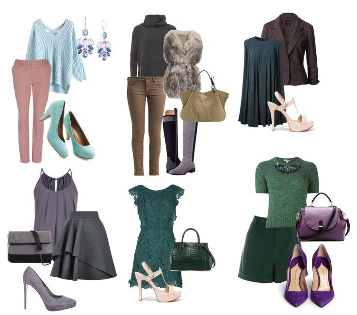 Цветотип Лето   Цвет волос, макияж, аксессуары, одежда для Летнего типа