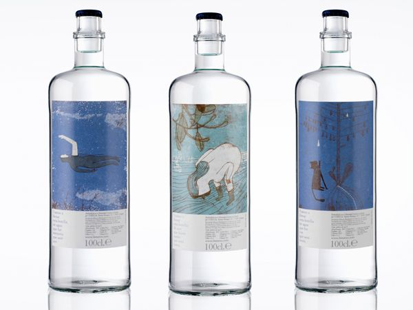 Agua de Lunares : Isidro Ferrer