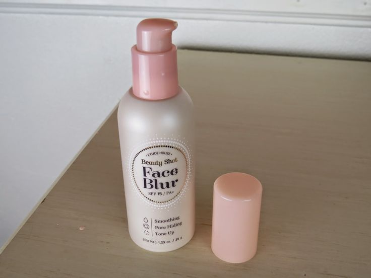 My first impressions of the Etude House Beauty Shot Face Blur. One of the best Korean makeup primers I've tried!