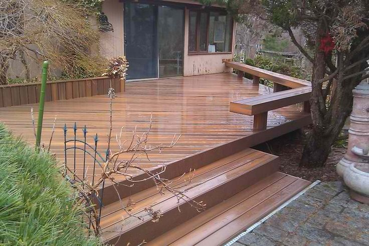 23 best outside the box images on pinterest composite for Sustainable decking