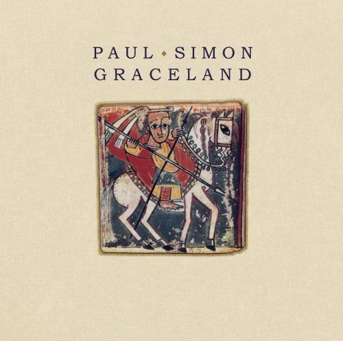 Graceland (25th Anniversary Edition CD).