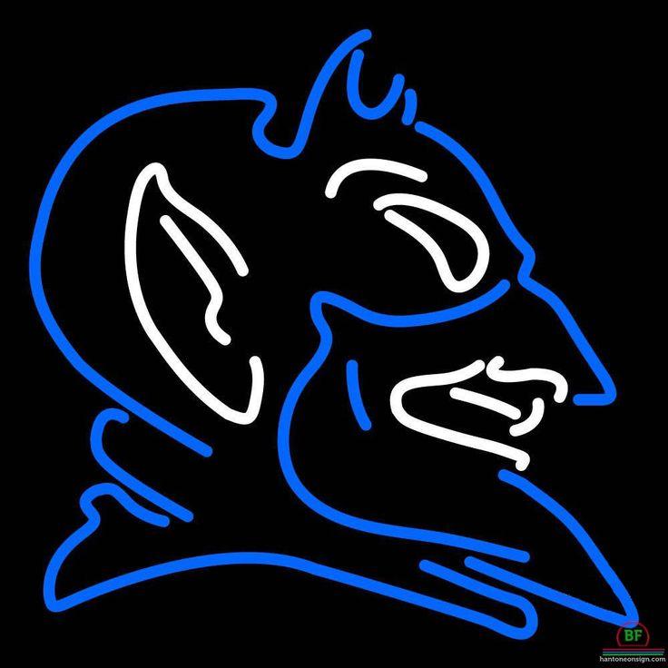 Duke Blue Devils Neon Sign NCAA Teams Neon Light