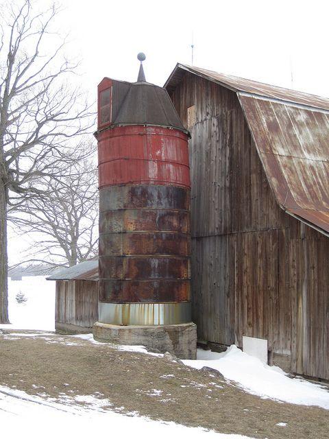 Olsen barn - silo | Flickr - Photo Sharing!