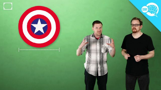 How Does Captain America's Shield Work? [video]