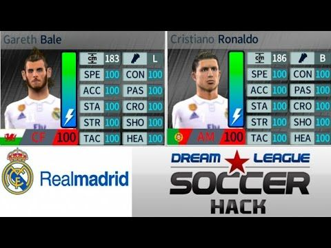 16247aaf3 Add more coins for Dream League Soccer 2018 Hack and unlock all players!