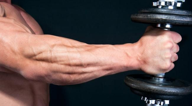 Two-Arm vs. One-Arm Exercises We investigate the differences between one- and two-arm exercises....   http://www.muscleandfitness.com/workouts/arms-exercises/two-arm-vs-one-arm-exercises
