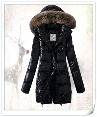 2015 Cheap Moncler Outlet Euramerican Style Down Coats Womens Black Outlet  Online. Down CoatMen's JacketsFashion ...
