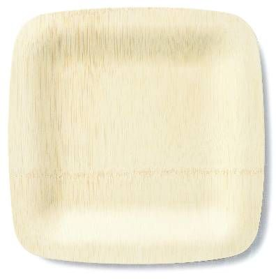 9\  Square Bamboo Buffet Dinner Plates. Rustic BlueThe RusticDisposable ...  sc 1 st  Pinterest & 17 best images about dinnerware on Pinterest