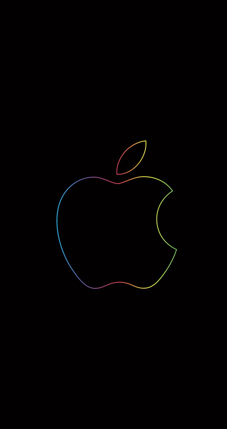 Black Apple Logo - Bing images