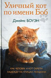 Уличный кот по имени Боб, Джеймс Боуэн