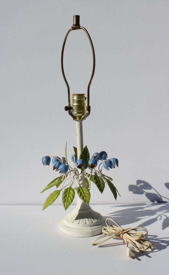 1000 Images About Italian Floral Tole Lamps And Lighting