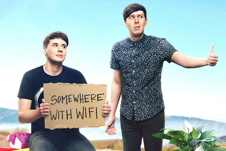 Dan & Phil Talk 'The Amazing Tour is Not On Fire' Behind-the-Scenes!