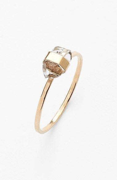 stone ring / melissa joy manning