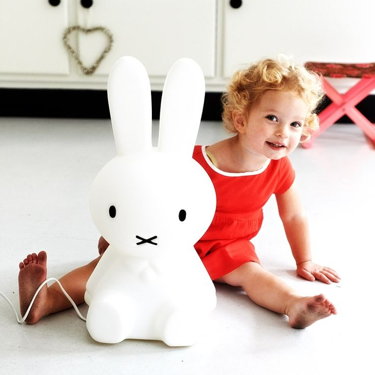 Mr Maria Stehleuchte Lampe Hase Miffy S