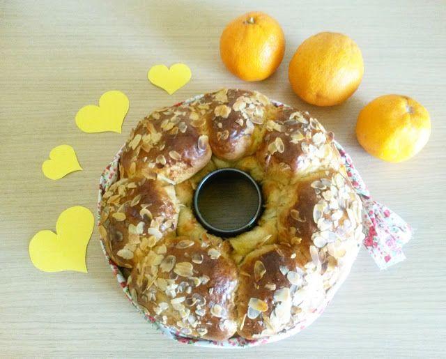 Βουτυρόμελο: Τσουρεκόπιτα με σοκολάτα και μαρμελάδα (νηστίσιμη)...