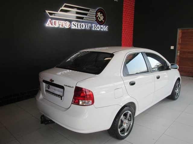 Chevrolet Aveo 2005 Auto Showroom 1 5 Ls Used Benoni Gauteng
