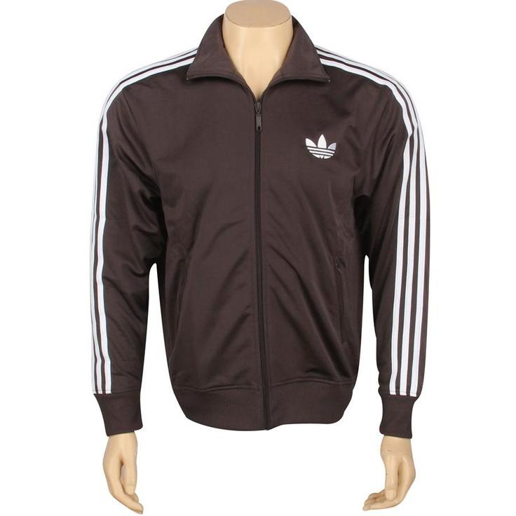 Adidas jacke firebird schwarz gold