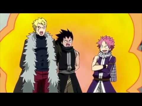 Fairy Tail Crack #1 - YouTube