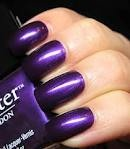Butter London: HRH - a gorgeous royal purple  I bought this for Kate, obvs  *own