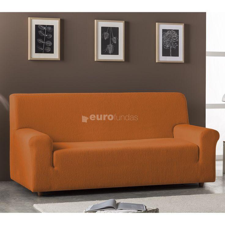 El modelo Lidia para fundas de sofá es uno de nuestros clasicos. Realizado en tejido liso es la opcion mas economica de nuestro catalogo.
