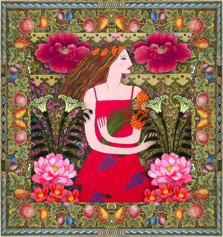 Romany Soup Art: My digital collages: Digital Collage, Artists Work, Digital Fractals Collage, Digital Art, Gypsy Art, Soups Art, Art Romani Soups, Bohemian Style, Art Art