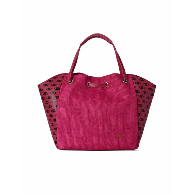 Rani Pink tote bag by Baggit for Rs 990/-