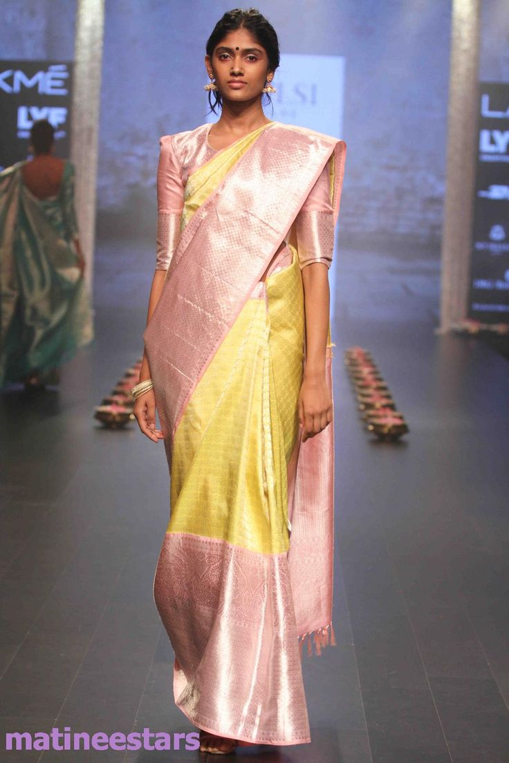 Models Walks For Santosh Parekh At Lakme Fashion Week Winter Festive 2016 - Hot Models Photo Gallery - High Resolution Pictures 25