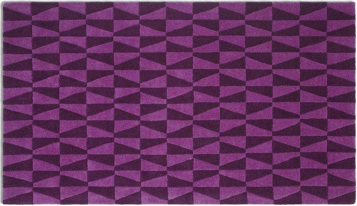 Geometric Pink-Purple from Darlings of Chelsea