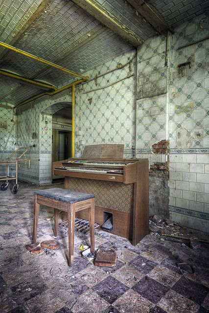 Horror Hospital - Belgium | Benjamin Wießner * | Flickr