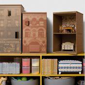 cardboard #dollhouse $35