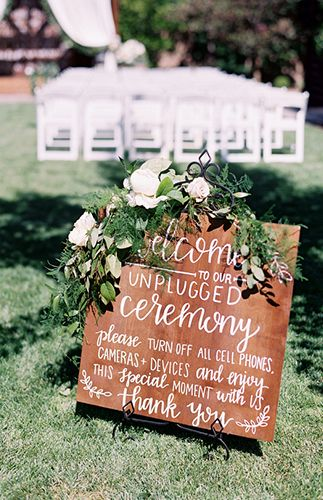 Rustic Vineyard Wedding - Inspired by This