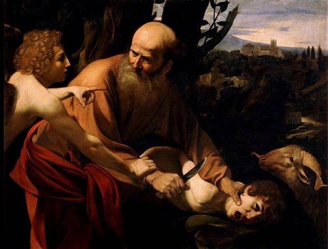 O Velho Testamento em dezesseis pinturas | Sovaco de Sapo