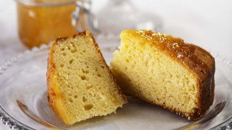 Orange sour cream cake - RTE Food