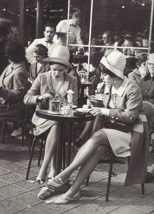 Champs Élysées, 1960s
