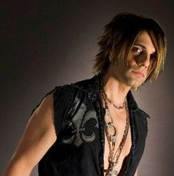 Criss Angel - I've loved this man for a long time! I'm determined to see him in Vegas I love his magic so damn much!!