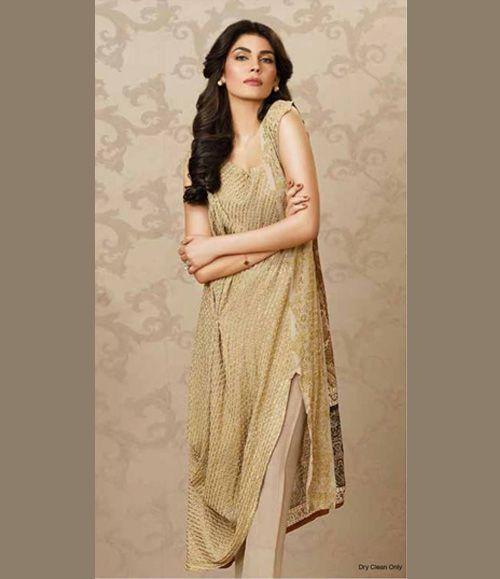Sobia Nazir Silk Chiffon Collection 03
