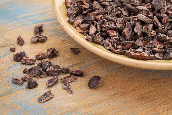 Nibs de cacao para el cerebro